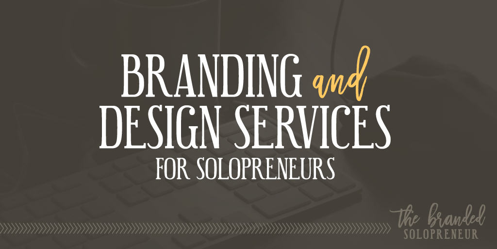 design services for solopreneurs