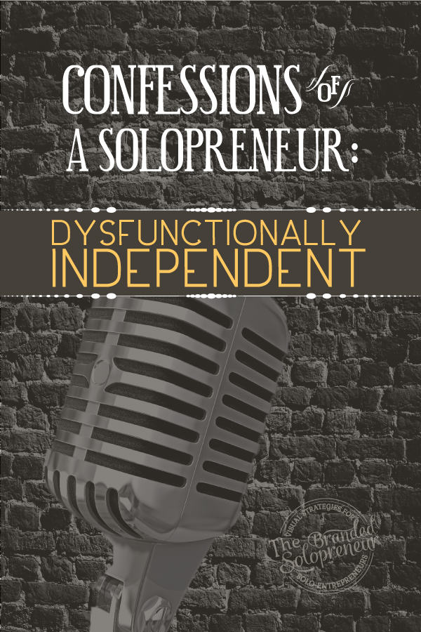 3 Myths About Dysfunctional Independence
