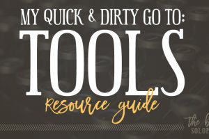 Business Tools And Resources Every Solopreneur Needs