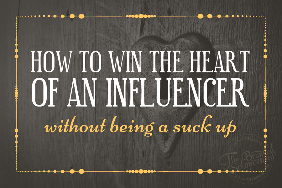 How To Get A Influencer To Notice You