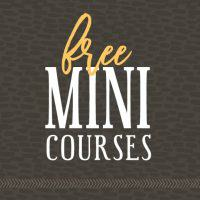 Free Design & Branding Mini Courses For Solopreneurs