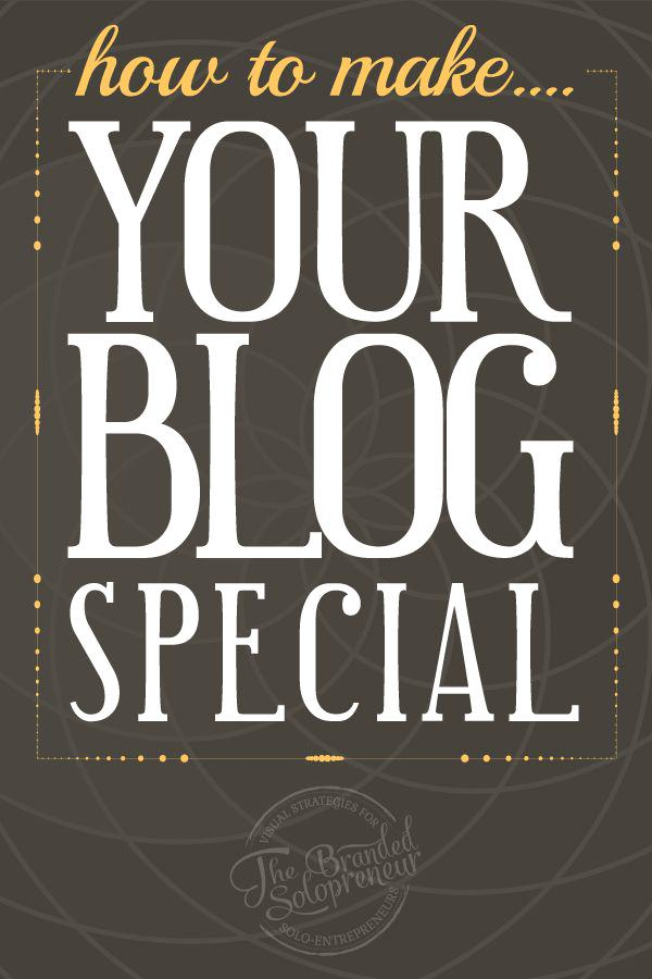 A deep dive into the ONE ingredient you need to have to make your blog special in a way that rewards you with tons of traffic and social engagement.