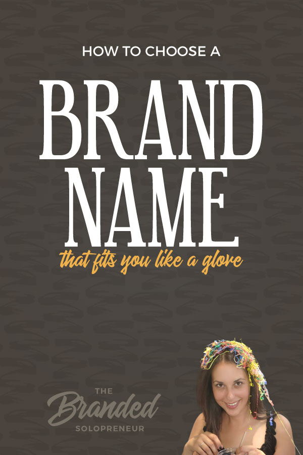 How to Choose A Brand Name That Fits You Like A Glove | One of the first and hardest decisions you have to make when you're building a brand is the name! And that's no easy task. Here are 25 brands to share their experiences on how to chose a brand name that will never fail you + a few tales of what not to do when choosing your brand name. Branding design | Branding board | Branding identity | Branding inspiration | Branding ideas | Branding ideas for small business | Branding ideas marketing | Brand board ideas | Brand board inspiration