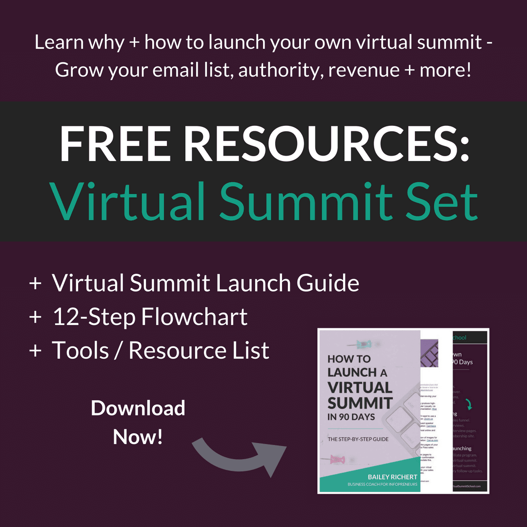 How to Launch a Virtual Summit in 90 Days